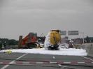 Schwerer Unfall auf der A1